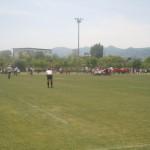 高校ラグビー兵庫県民大会準々決勝 科学技術vs灘