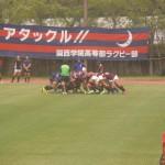 兵庫県民大会2015準決勝 市立尼崎vs報徳学園