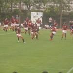 兵庫県民大会2015決勝 関西学院vs報徳学園