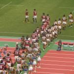 関西学院大vs慶應義塾大~兵庫ラグビーフェスティバル2015