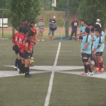 同志社大学vs天理大学 ラグビー練習試合2015