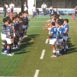 関西大学ラグビー2015リーグ戦第4節 摂南大学vs同志社大学