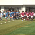 関西大学ラグビー2015リーグ第4節 近畿大学vs京都産業大学