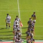 関西大学ラグビー2015リーグ第5節 関西大学vs立命館大学