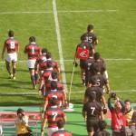 関西大学ラグビー2015リーグ第5節 関西学院大学vs天理大学