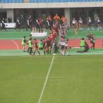 兵庫県高校ラグビー大会決勝 関西学院vs報徳学園