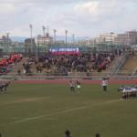 近畿高校ラグビー大会大阪府予選Cブロック決勝 常翔学園-同志社香里