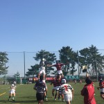 兵庫県高校ラグビー新人戦準々決勝の結果と準決勝の予定
