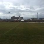 兵庫県高校ラグビー新人戦決勝2016 関西学院-報徳学園