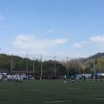 高校ラグビー近畿大会2016 2回戦 御所実業-大阪桐蔭