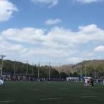高校ラグビー近畿大会2016 2回戦 東海大仰星-天理