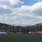 高校ラグビー近畿大会2016 2回戦 伏見工業-大産大附属
