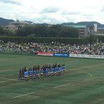 関西大学ラグビー2016開幕戦 天理大学vs摂南大学