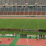兵庫県高校ラグビー大会決勝2016 報徳学園-関西学院