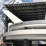 北九州・ミクスタはベストサイズのフットボールスタジアムだよ!